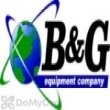 B&G Plastic C&C Straw 100-CC (22049500)